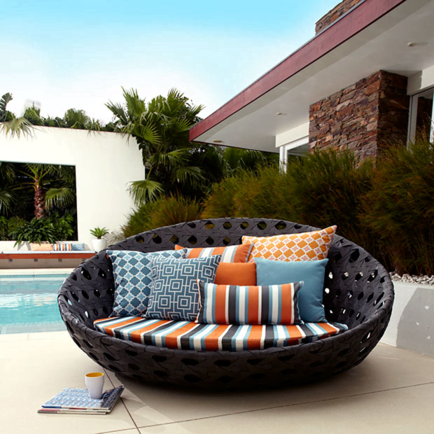 Outdoor Furniture Re-Upholstery
